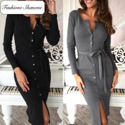 Fashione Shanone - Stock limité - Robe gilet