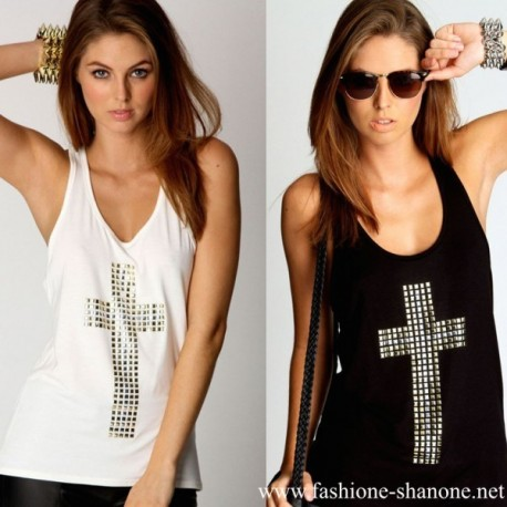 305 - Rivet cross top