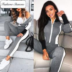Fashione Shanone - Limited stock - Jacket and pants lounge set