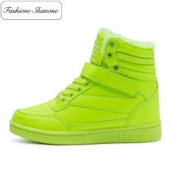 Fashione Shanone - Stock limité - Baskets montantes