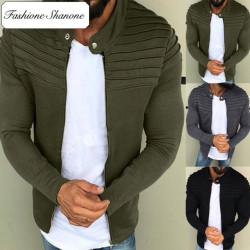 Fashione Shanone - Limited stock - Zipper jacket