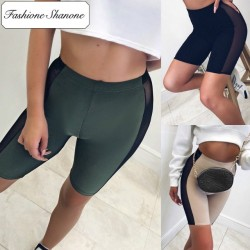 Fashione Shanone - Limited stock - Cycling shorts with transparent bands