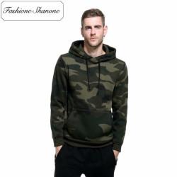 Fashione Shanone - Limited stock - Military sweatshirt