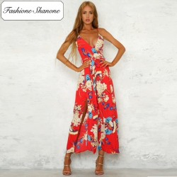 Limited stock - Floral jumpsuit