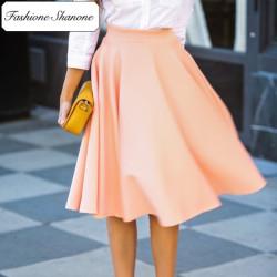 Fashione Shanone - Jupe mi-longue évasée