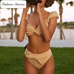 Fashione Shanone - Epaulet bikini