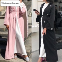 Fashione Shanone - Abaya with diamonds