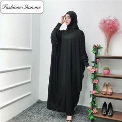 Fashione Shanone - Abaya avec voile intégré