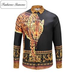 Fashione Shanone - Chemise léopard