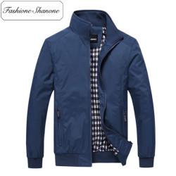 Fashione Shanone - Zipper jacket