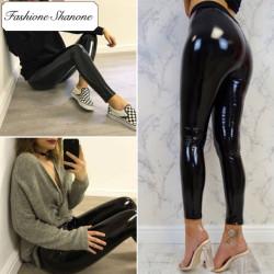 Fashione Shanone - Vinyl legging