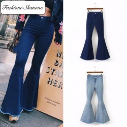 Fashion Shanone - Wide leg Jeans