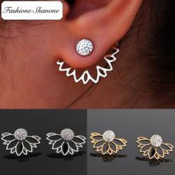Less than10 euros - Floral earrings