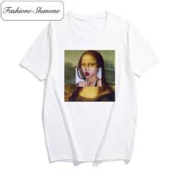 Less than 10 euros - La Joconde T-shirt