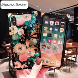 Fashione Shanone - Coque Iphone fleurie