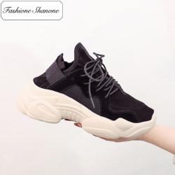 Fashione Shanone - Baskets à semelles épaisses