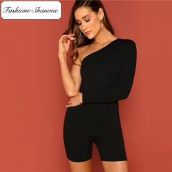 Fashione Shanone - Combi-short asymétrique