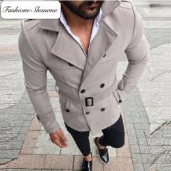 Fashione Shanone - Trench court avec ceinture