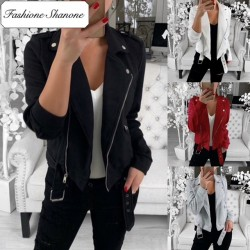 Fashione Shanone - Several colors perfecto jacket