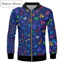Fashione Shanone - Skull jacket
