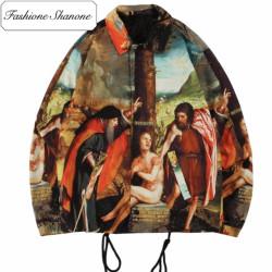 Fashione Shanone - Veste peinture