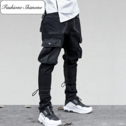 Fashione Shanone - Cargo pants with pockets