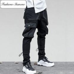 Fashione Shanone - Pantalon cargo avec poches