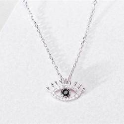 Fashione Shanone - Eye necklace