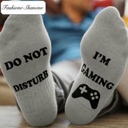 Fashione Shanone - Unisex geek socks