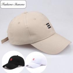 Fashione Shanone - Unisex 3 lines caps