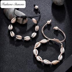Fashione Shanone - Bracelet coquillage