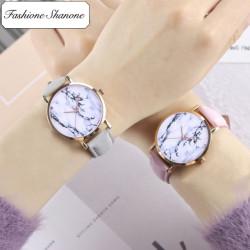 Fashione Shanone - Montre marbre