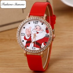 Fashione Shanone - Santa claus watch