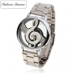 Fashione Shanone - Musical note watch