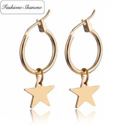 Fashione Shanone - Boucles d'oreille étoile