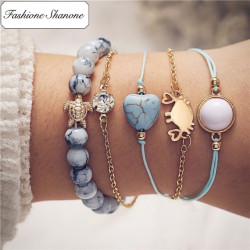 Fashione Shanone - Ocean 5 bracelets set