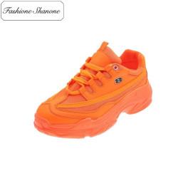 Fashione Shanone - Baskets néon