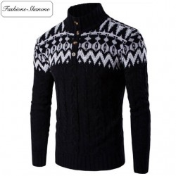 Fashione Shanone - Buttoned sweater