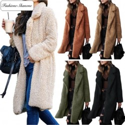 Fashione Shanone - Teddy bear coat