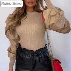 Fashione Shanone - Blouse avec manches bouffantes