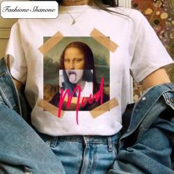 Fashione Shanone - La Joconde T-shirt