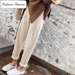 Fashione Shanone - Pantalon en laine