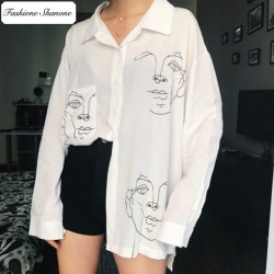 Fashione Shanone - Faces shirt