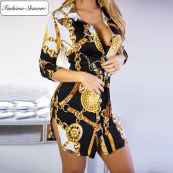 Fashione Shanone - Vintage shirt dress