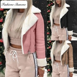 Fashione Shanone - Aviator jacket