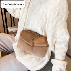 Fashione Shanone - Sac bandoulière en fourrure
