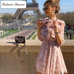 Fashione Shanone - Robe boho fleurie