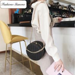 Fashione Shanone - Sac rond en osier