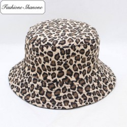 Fashione Shanone - Leopard bucket hat