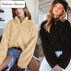 Fashione Shanone - Pull en fourrure